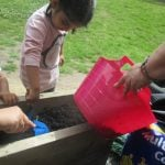 Green Fingers at Great Horton!