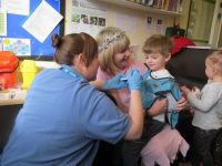 The Fluoride Varnishing Team Visit Gateway