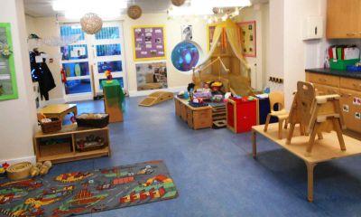 Barkerend Nursery