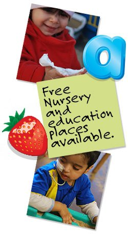 Free Nursery Places Available Barkerend