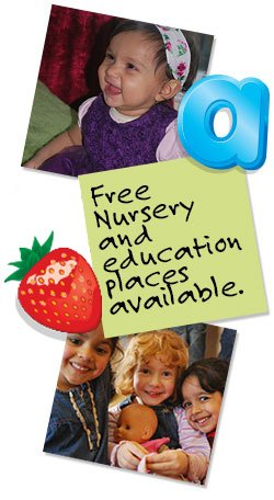 Free Nursery Places Available Daisy Hill