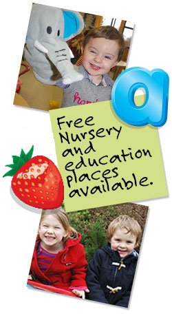 Free Nursery Places Available Dewsbury