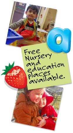 Free Nursery Places Available Mayfield