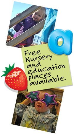 Free Nursery Places Available Owlet