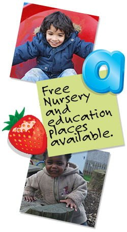 Free Nursery Places Available Ravensthopre