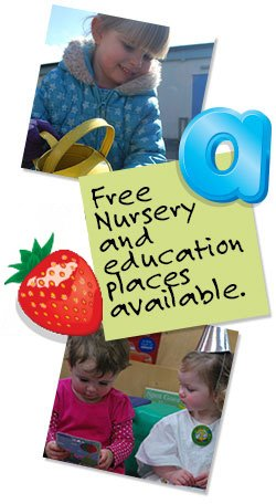 Free Nursery Places Available Spring Cottage