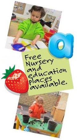 Free Nursery Places Available Heaton Great Horton