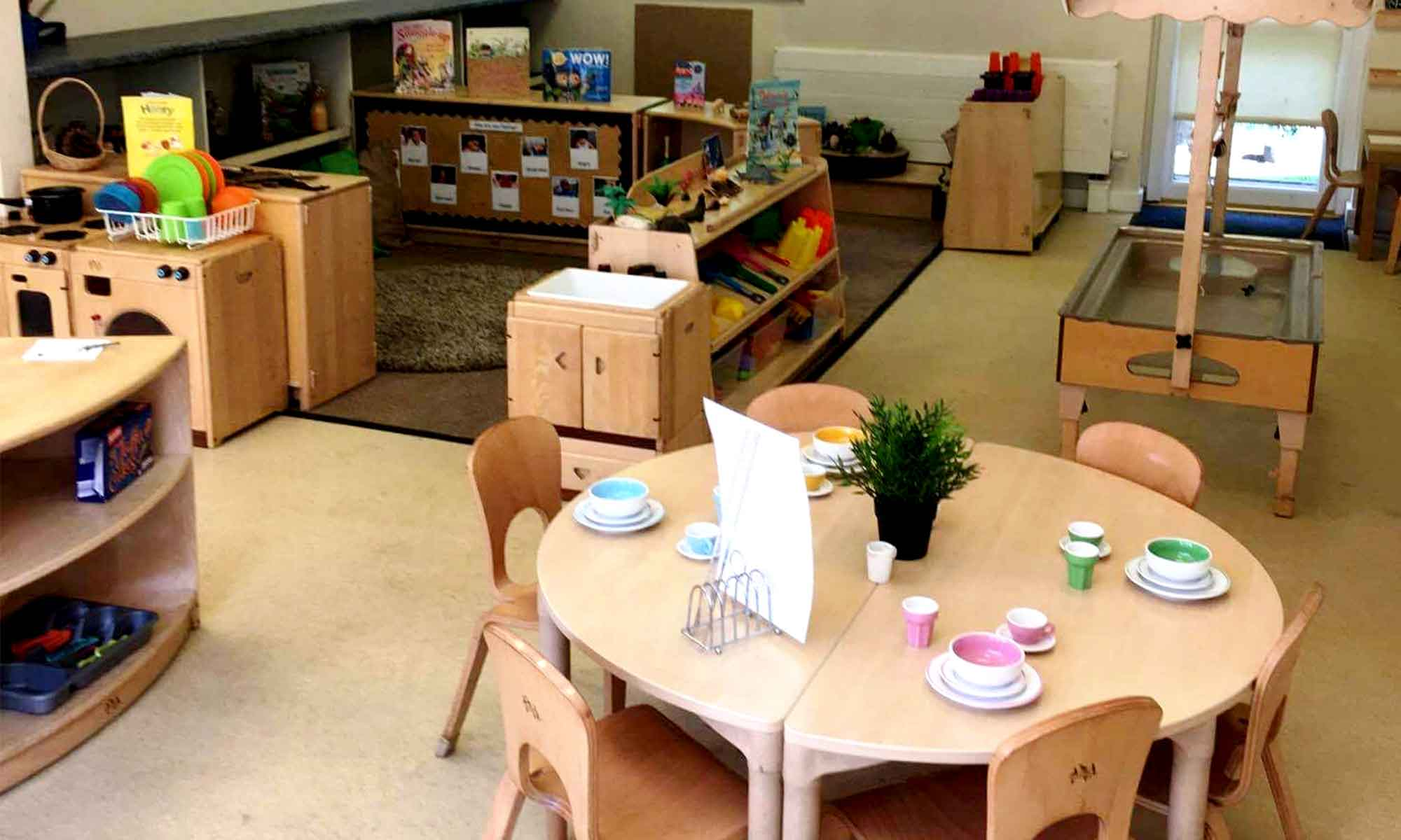Heaton Nursery Setting